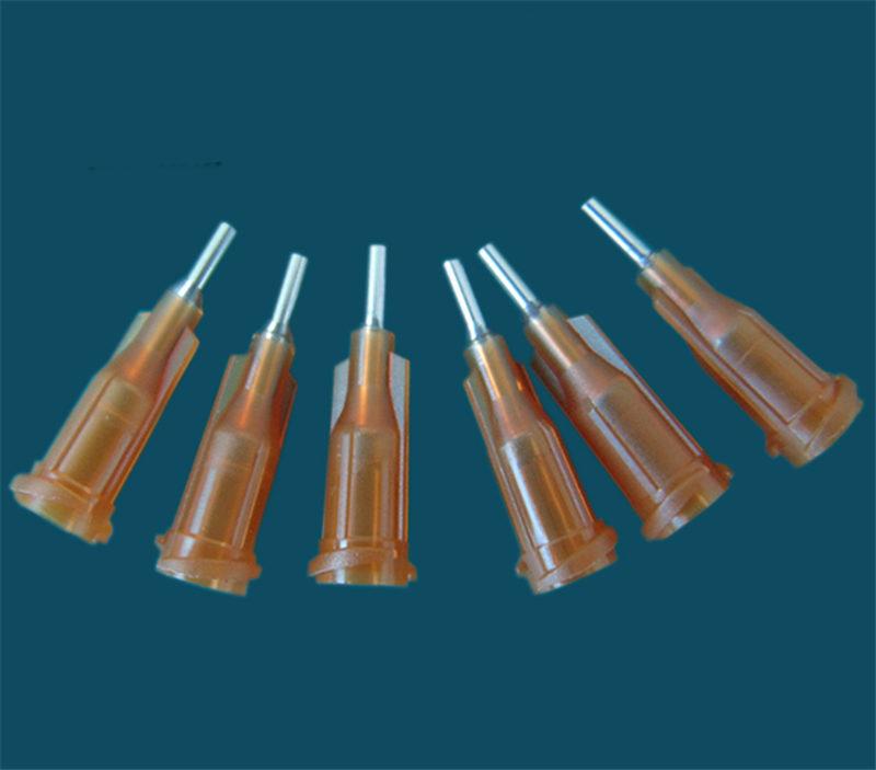 0.25 inch luer lock needle