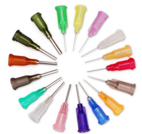 luer lock blunt needle tip