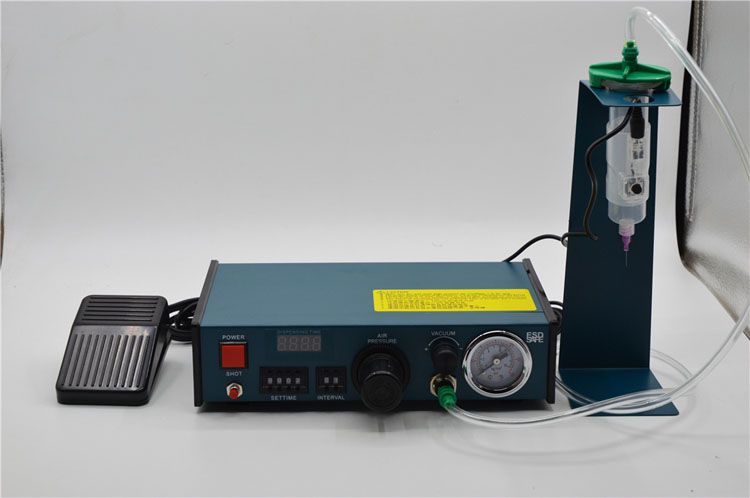 Dual Air Outlet  Epoxy Dispenser