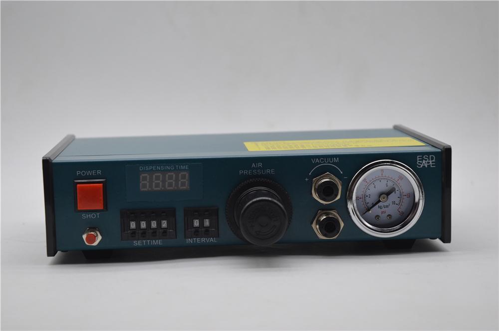 983A Dual Air Outlet Automatic Glue Dispenser Machine