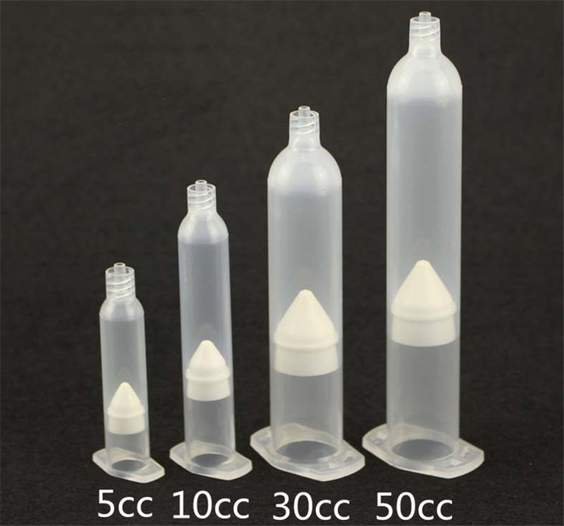 Japanese Air Powered Syringe - 10cc 30cc 55cc Glue Dispenser Syringe
