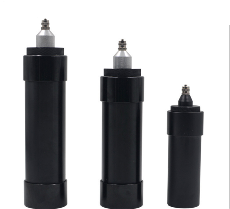 Air powered Caulking Gun - Toothpaste-pack Cartridge Glue Applicator