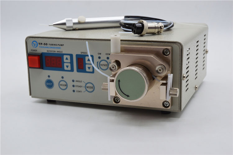 Benchtop Peristaltic pump dispenser