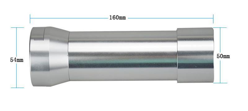 50ml Two-Component Pneumatic AB Glue Caulking Cartridge