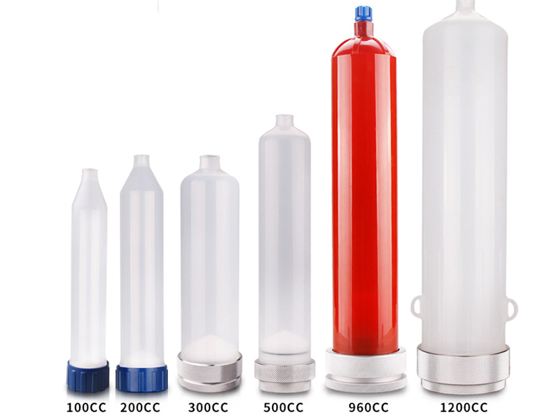 1200cc Air Powered Syringe Barrel Manufacturer