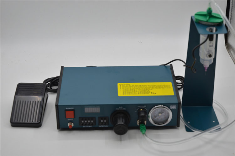 Automatic Solder Paste Dispenser