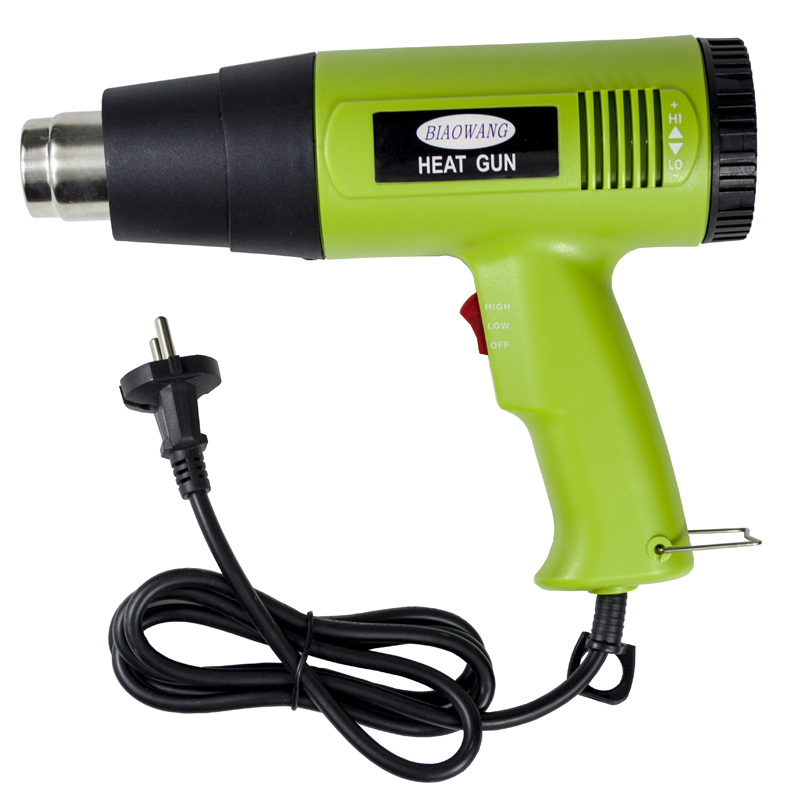 110V 220V Heat Gun Hot Air Gun for Heat Shrinkage Home DIY Embossing
